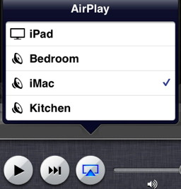 Connect AirPlay speakers to your iPhone