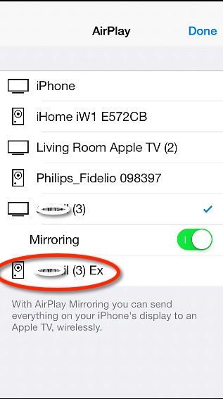Airserver AirPlay Receiver