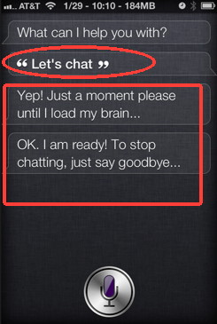 Assistant extension is an iPhone siri hack for the iPhone 4S