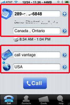 make chaeap international phone calls with smartcaller for iphone