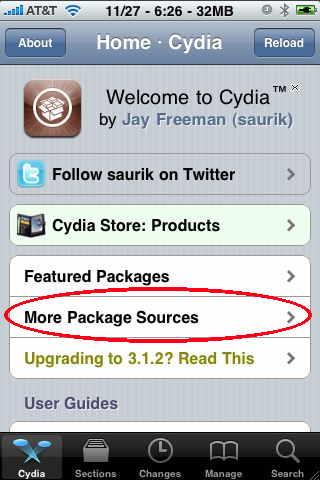 source big boss cydia