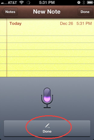 how to start using siri on iphone 4s