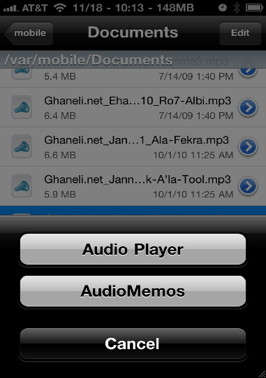 It worth doing or to download mp3 to iphone directly