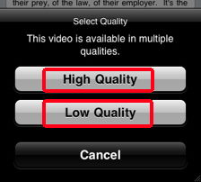 download youtube videos on iphone, youtube on iPhone