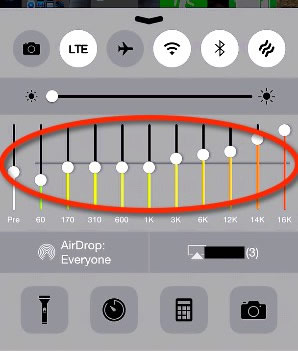 Equalizer Everywhere for iOS 8