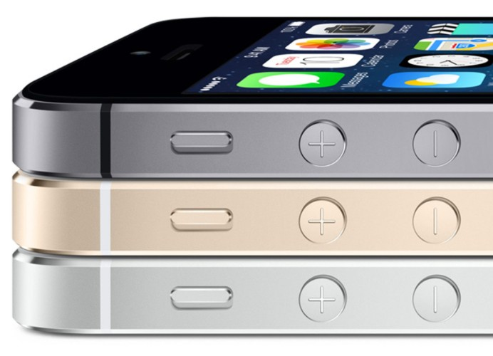 IPhone 5s Gold Silver White