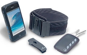iPhone armbands three in one functions