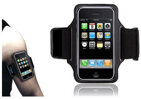iPhone armbands are usefull iPhone accessories