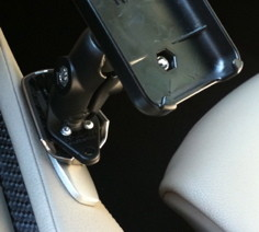 iPhone car mount for dashboard