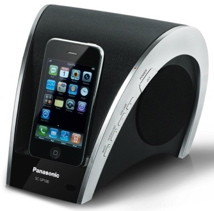 iPhone speaker dock with style
