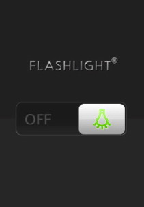 iPhone 4 flash light