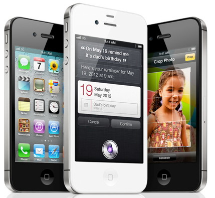 "iPhone news, iPhone 4S  is revealed by Apple  in the ""lets talk iPhone"" event"