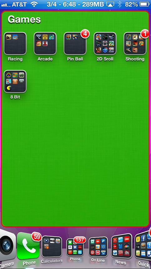 iPhone hack folder enhancer