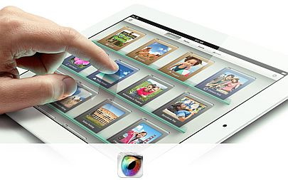 iPhone news, Apple unviels the new  iPad with retina display