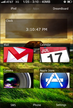 iPhone themes can change the user interface of your iPhone