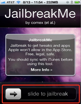 Jailbreak iphone 4 with jailbreakme.com the easiest way to jailbreak an iPhone
