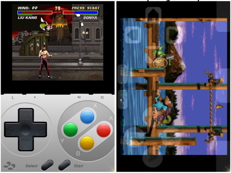 Free super nintendo games for iphone