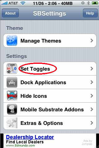 set toggles in sbsettings