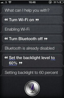 Siri toggles is a hack for iPhone 4S