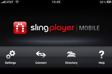 iPhone TV with Slingplayer for iPhone