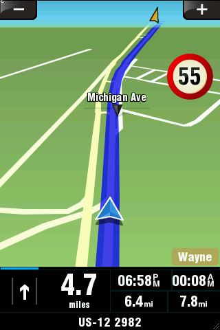 sygic iphone maps