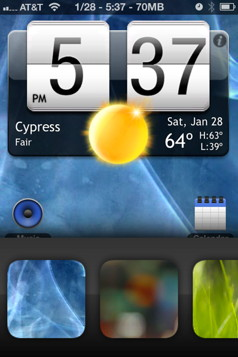 Themes for iPhone