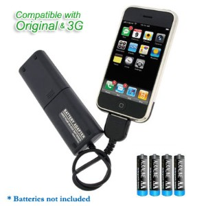 iPhone battery extender