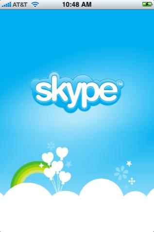 Skype Screen
