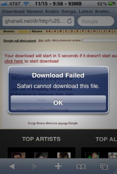 safari cannot download this file iphone iphone manager iphone files with ease 5768