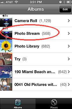 what is my photostream on iphone 5 photo for icloud ios 5 cool feature 20555
